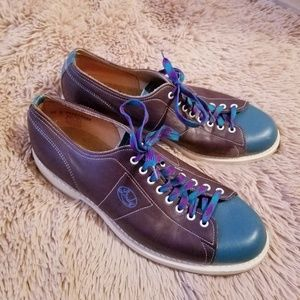 Vintage Linds Bowling Shoes Rockabilly